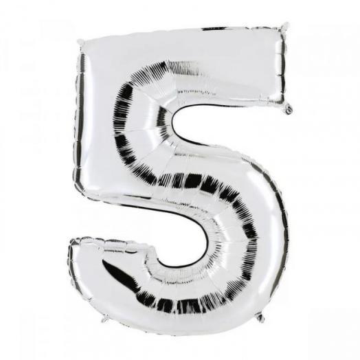 Цифра 5 гелий