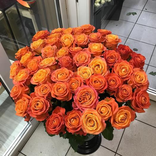 51 Роза-80 см
