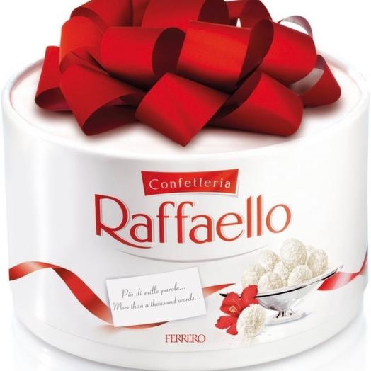 Lady Flowers - конфеты рафаэлло тортик