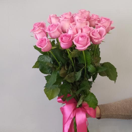 Букет из роз  сорта Revival 19 шт