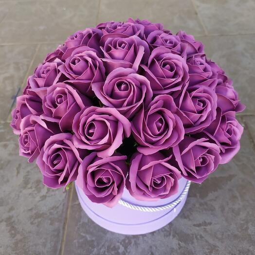 Фиолетовый рай ( мыло ручной работы )