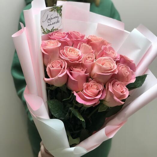 Букет из розы Hermosa