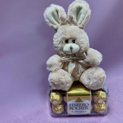 Заяц в шоколаде
