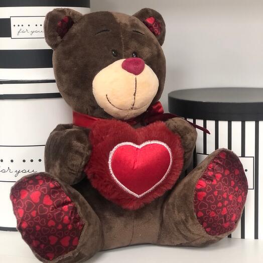 Медведь 23*26
