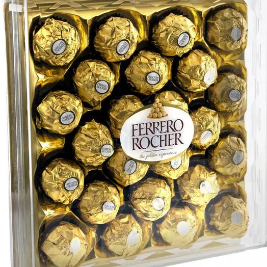 Кофеты Ferrero Rocher