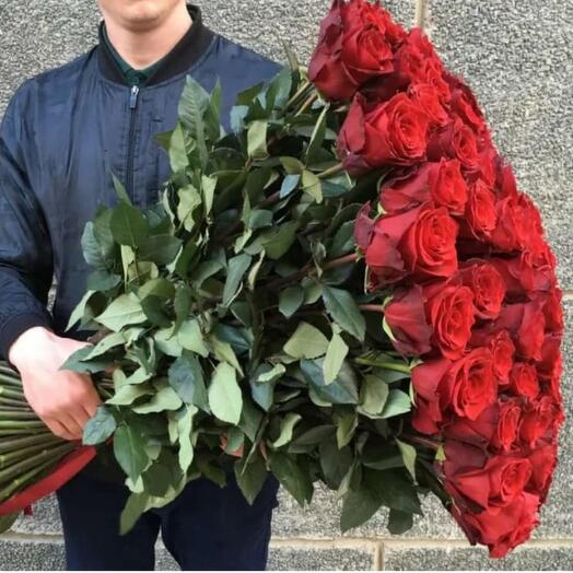 Букет Эквадорских Роз