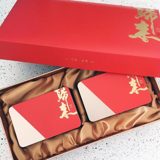 Gift set of tea Element Yin (2 flavors) 200g