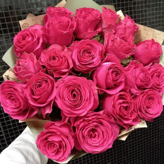 21 роза 6 акция