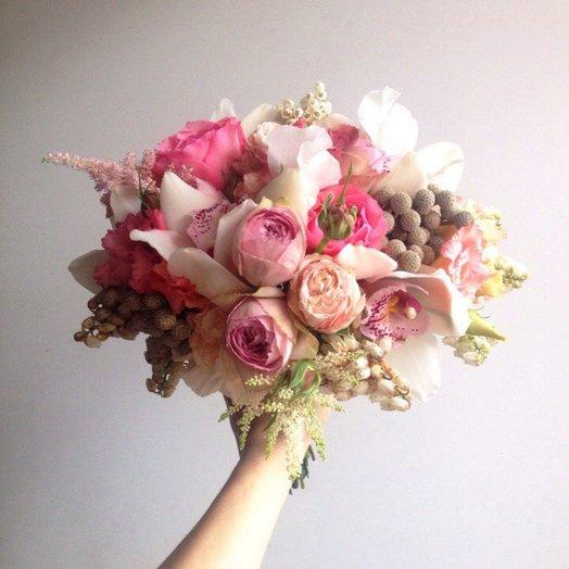 Букет Николь: букеты цветов на заказ Flowwow