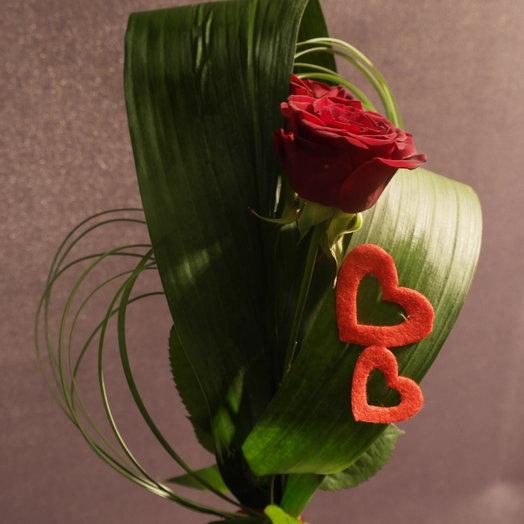 Привет!: букеты цветов на заказ Flowwow