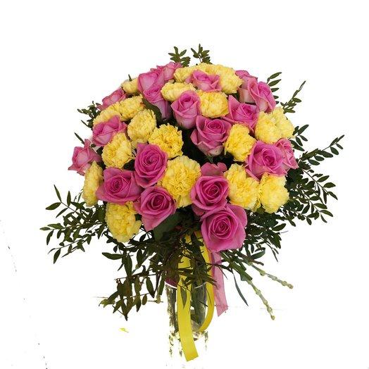 Сахарный лимон: букеты цветов на заказ Flowwow