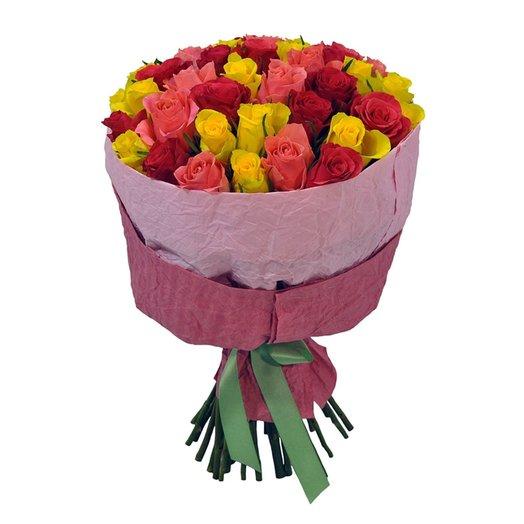 Букет Бродвей: букеты цветов на заказ Flowwow