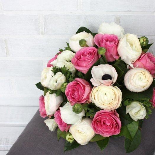 Глафира: букеты цветов на заказ Flowwow