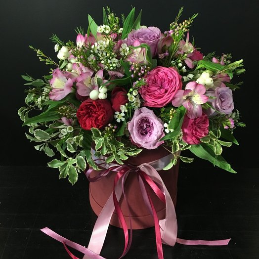 Букет 81: букеты цветов на заказ Flowwow