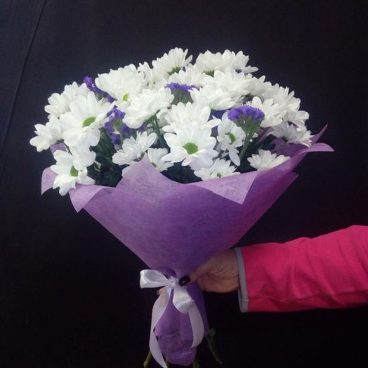Сиреневый вечер: букеты цветов на заказ Flowwow