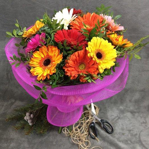 """Букет """" Лето"""": букеты цветов на заказ Flowwow"""