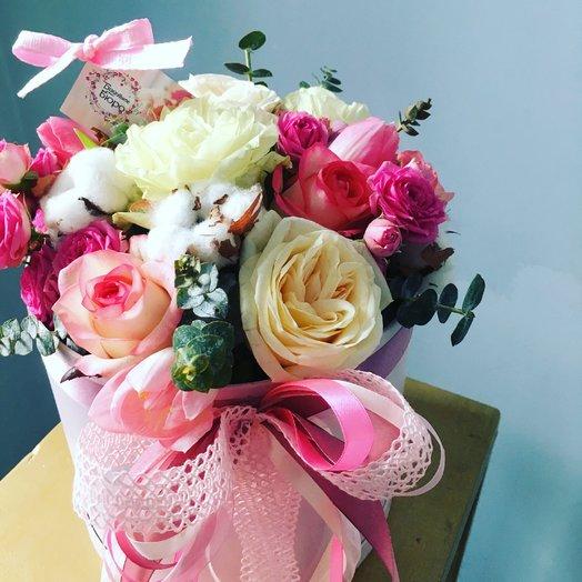 Облако : букеты цветов на заказ Flowwow