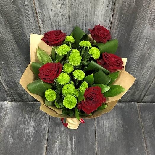 В первый раз: букеты цветов на заказ Flowwow
