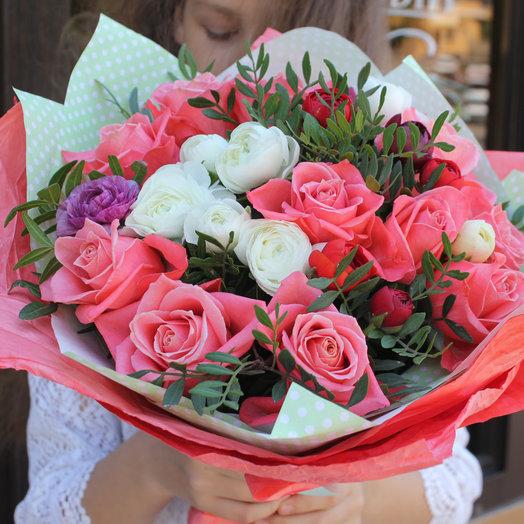 Букет Деметра: букеты цветов на заказ Flowwow