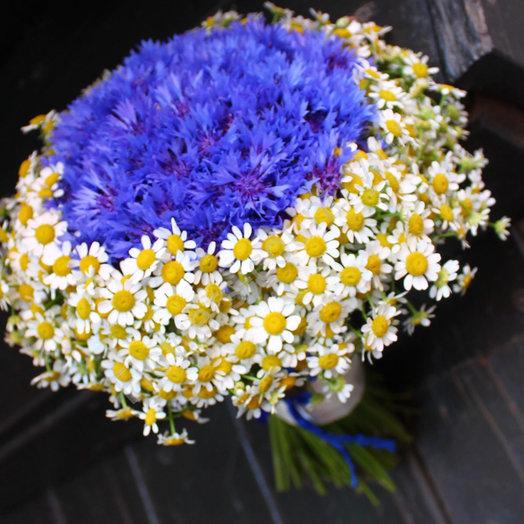 Целое поле счастья: букеты цветов на заказ Flowwow