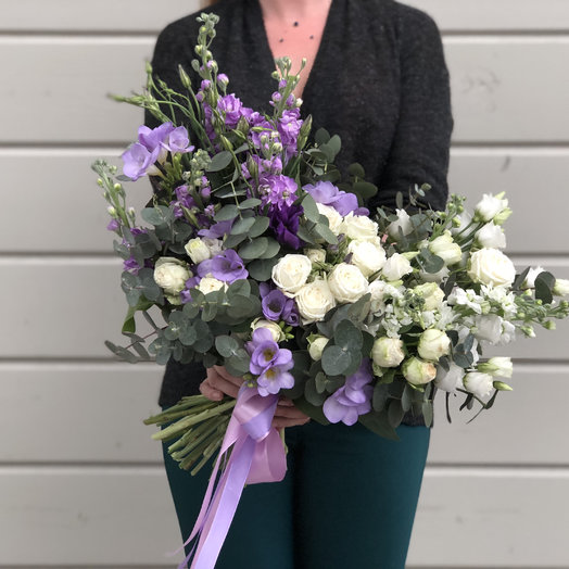 Цветочное сердце: букеты цветов на заказ Flowwow