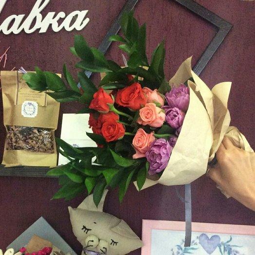 Лэйла: букеты цветов на заказ Flowwow