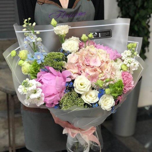 """Букет """"Сьюзан"""": букеты цветов на заказ Flowwow"""