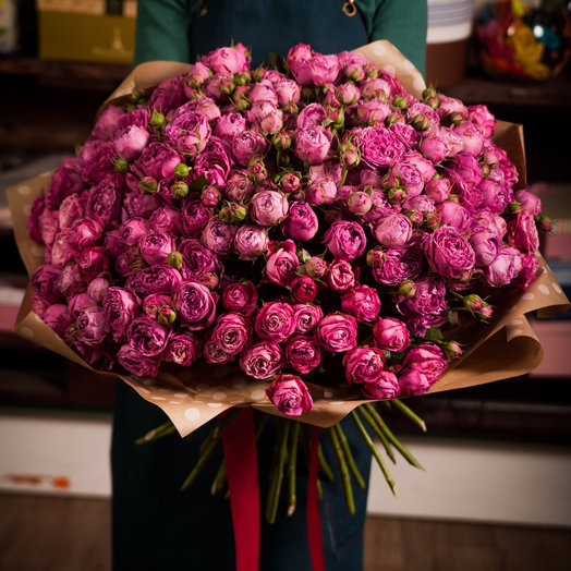 Переполнение чувствами: букеты цветов на заказ Flowwow