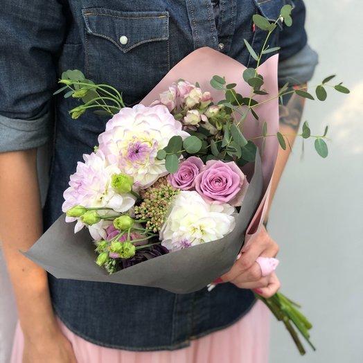 Моё Почтение!: букеты цветов на заказ Flowwow