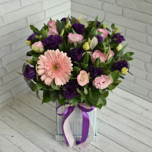 Прекрасный: букеты цветов на заказ Flowwow