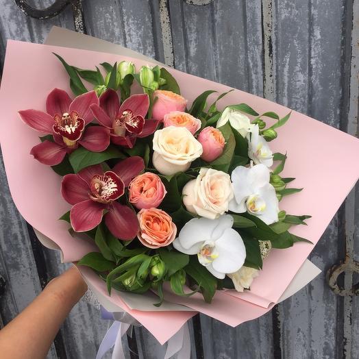 Мечтания: букеты цветов на заказ Flowwow