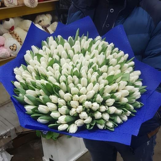 "Букет ""Мимишка"": букеты цветов на заказ Flowwow"