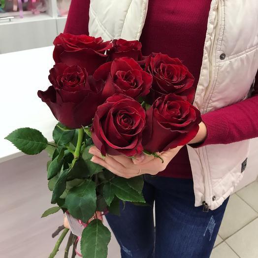 Розы-премиум: букеты цветов на заказ Flowwow