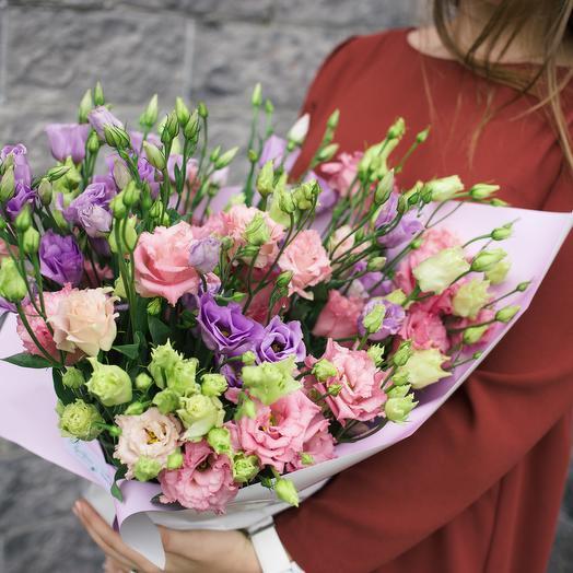 Букет 138: букеты цветов на заказ Flowwow