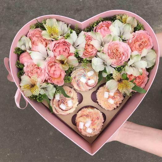 Эйприл: букеты цветов на заказ Flowwow