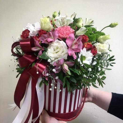 Композиция 100: букеты цветов на заказ Flowwow