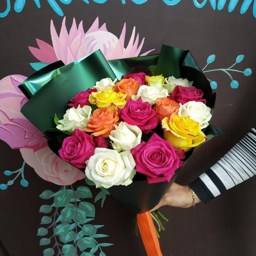Букет Коломбина: букеты цветов на заказ Flowwow