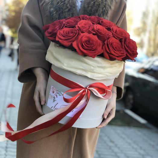 «Для любимой»: букеты цветов на заказ Flowwow