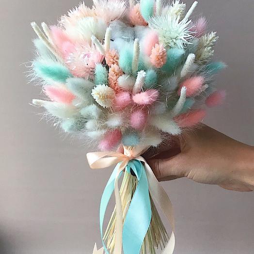 """9 """"Пирожное"""" (XS): букеты цветов на заказ Flowwow"""