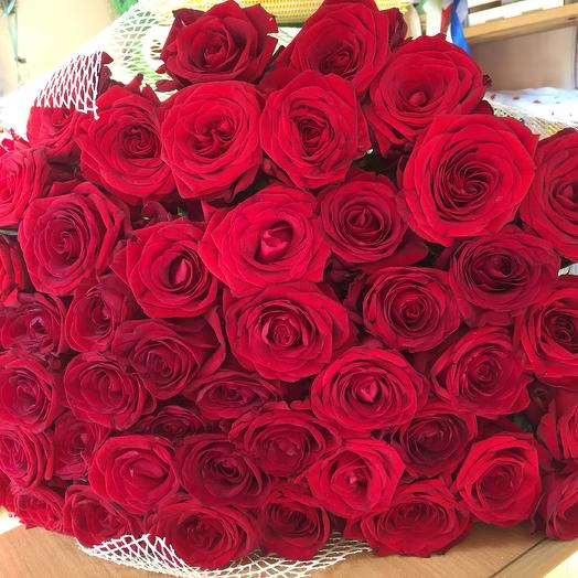 Букет «Ред Наоми 35»