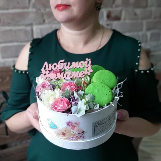 Коробочка для любимой мамы