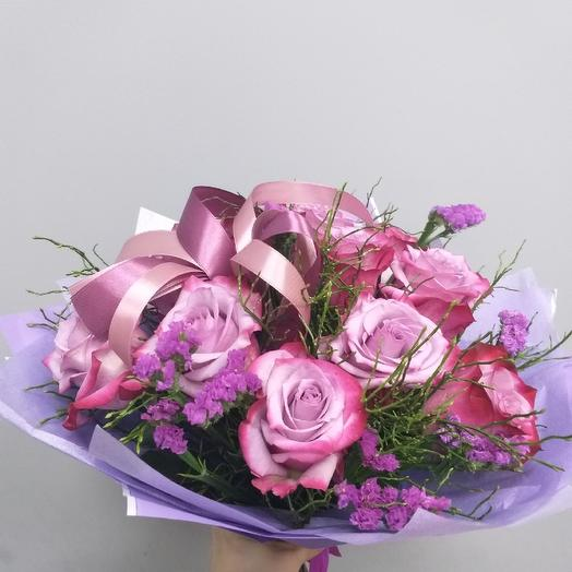 Для нее: букеты цветов на заказ Flowwow