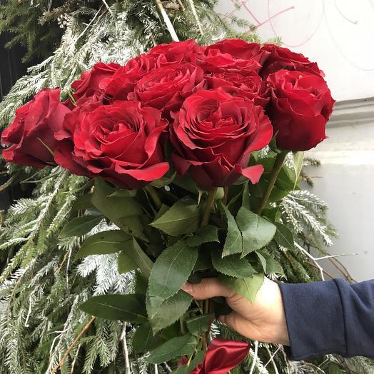 Сердце любящих: букеты цветов на заказ Flowwow