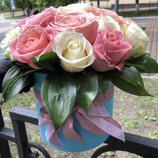 Романтическое настроение: букеты цветов на заказ Flowwow