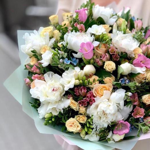 """Букет цветов  """"Восточная сказка """""""
