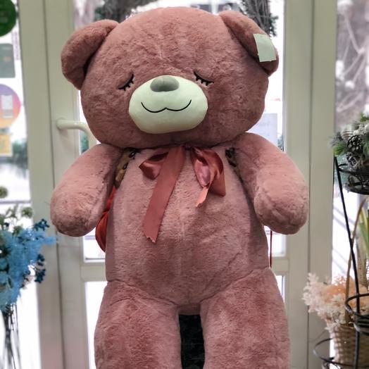 Мягкая игрушка «Медведь Бублик»