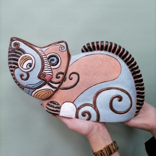 Кошка пикасо