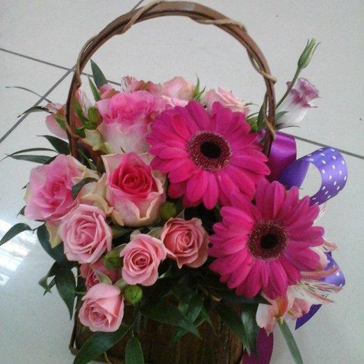 Букет 3: букеты цветов на заказ Flowwow