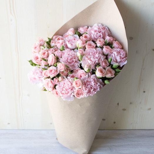 Сумма двух слагаемых: букеты цветов на заказ Flowwow