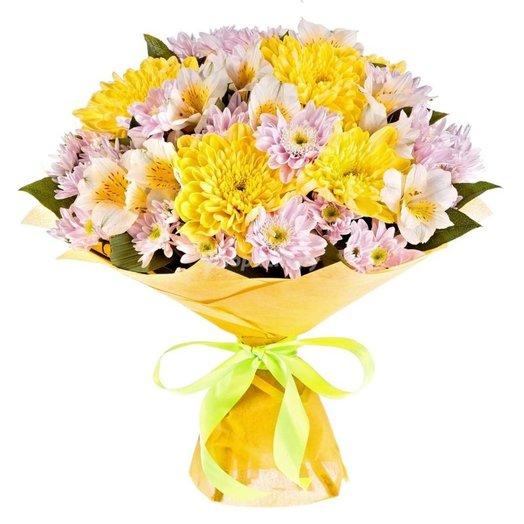 БЦ-160177 Солнечное утро: букеты цветов на заказ Flowwow